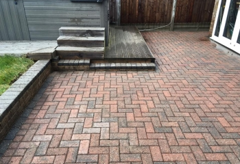 Brickwork Pressure Washing Basingstoke
