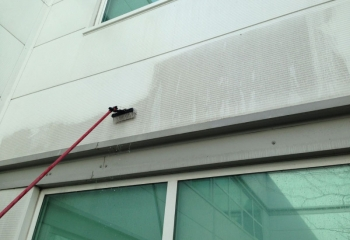Fascia Cleaning Hampshire