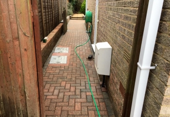 Brickwork Washing Hampshire