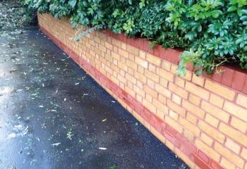 Brick Power Washing Hampshire