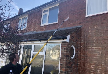 Brickwork Cleaning in Basingstoke Houses
