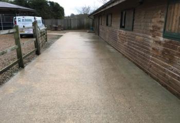 Driveway Pressure Washing Basingstoke