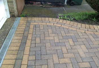 Brick Driveway Cleaners Hampshire