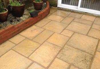 Patio Paving Cleaning Basingstoke