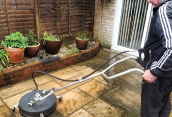 Patio Cleaning Hampshire