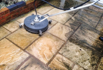 Patio Pressure Washing Hampshire