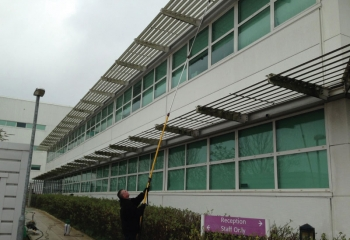 Commercial Window Cleaning Basingstoke